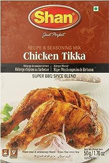 Shan pollo Tikka Masala en polvo mezcla para barbacoa, 1,7&