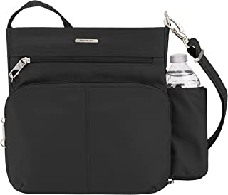 Anti-theft Classic N/S Crossbody, Black