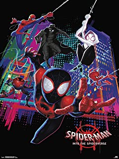 Best into the spider verse posters Reviews