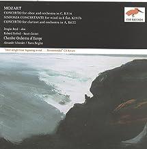 Mozart: Oboe Concerto in C, K314 - 1. Allegro aperto