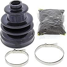 All Balls 19-5003 Black 21mm x 75mm x 105mm Long CV Boot Kit