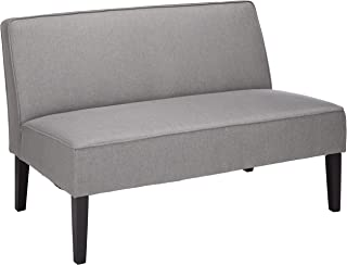 Christopher Knight Home 299846 Chandler Grey Fabric Love Seat