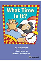 What Time Is It? Kindle Edition