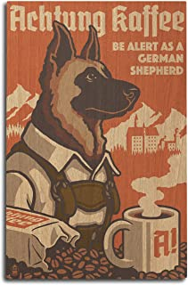 Best german shepherd wall art Reviews
