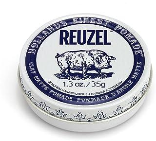 REUZEL INC Reuzelクレイマットポマード、1.3オンス 0.1 白