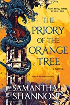 Cover image of The Priory of the Orange Tree by Samantha Shannon