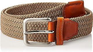 Jack & Jones Men's JACSPRING WOVEN BELT NOOS Belts