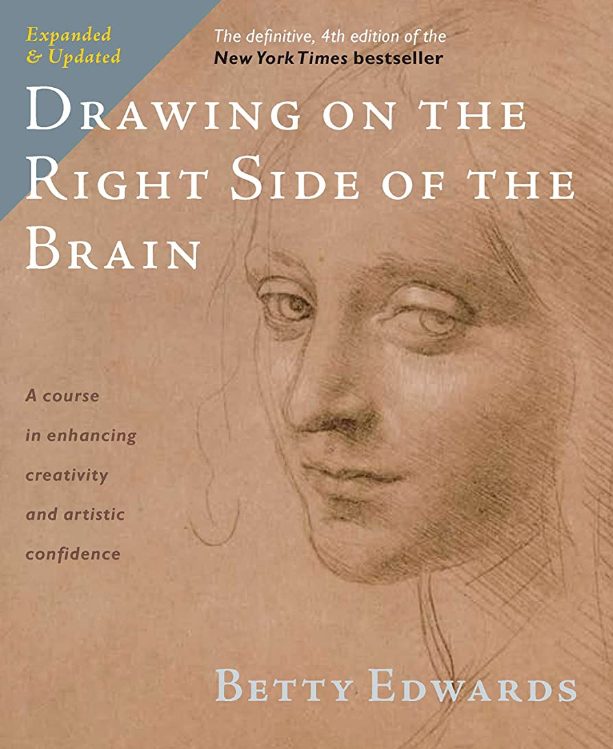責端末浸漬Drawing on the Right Side of the Brain: The Definitive, 4th Edition (English Edition)