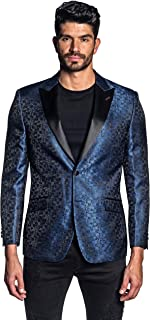 Jacquard Blazers for Men