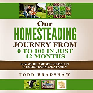 Our Homesteading Journey from 0 to 100 in Just 12 Months: How We Became Self Sufficient in Homesteading as a Family