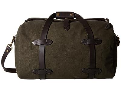 Filson Small Duffle Bag (Otter Green 1) Duffel Bags