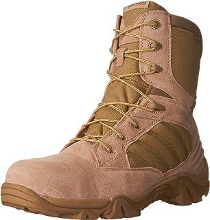 Bates Men's GX-8 Comp Toe Side Zip Work Boot