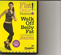 Flat Belly Workout: Walk Off Your Belly