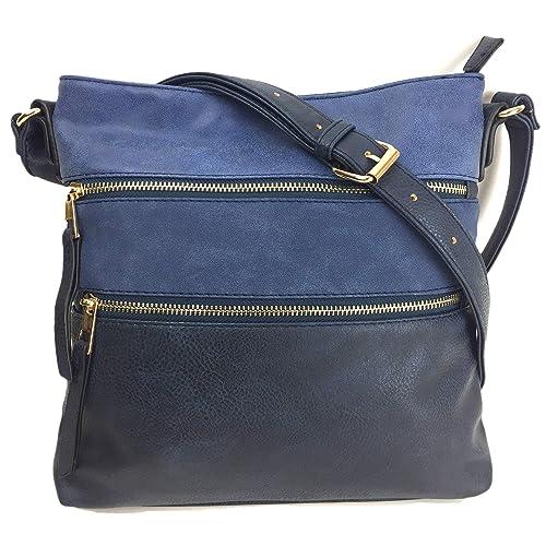68ff3c49c4fc Designer Handbags for Women MEGAN Medium Size Smart   Compact Fashion  Across Body Shoulder Bag Messenger