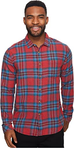 Billabong - Freemont Flannel Long Sleeve Top