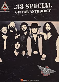 .38 Special Guitar Anthology (Guitar Recorded Versions)