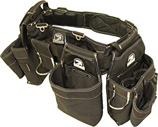 Gatorback B145 Carpenters Triple Combo w/Pro-Comfort Back Support Belt. For Best Fit..