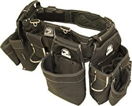 Gatorback B145 Carpenters Triple Combo w/Pro-Comfort Back Support Belt. Heavy Duty Work..