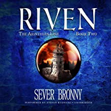 Riven: The Arinthian Line, Book 2