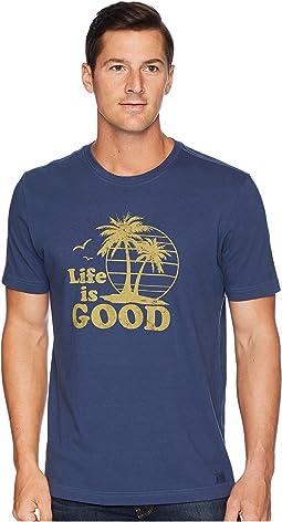 Vintage Palms Crusher T-Shirt
