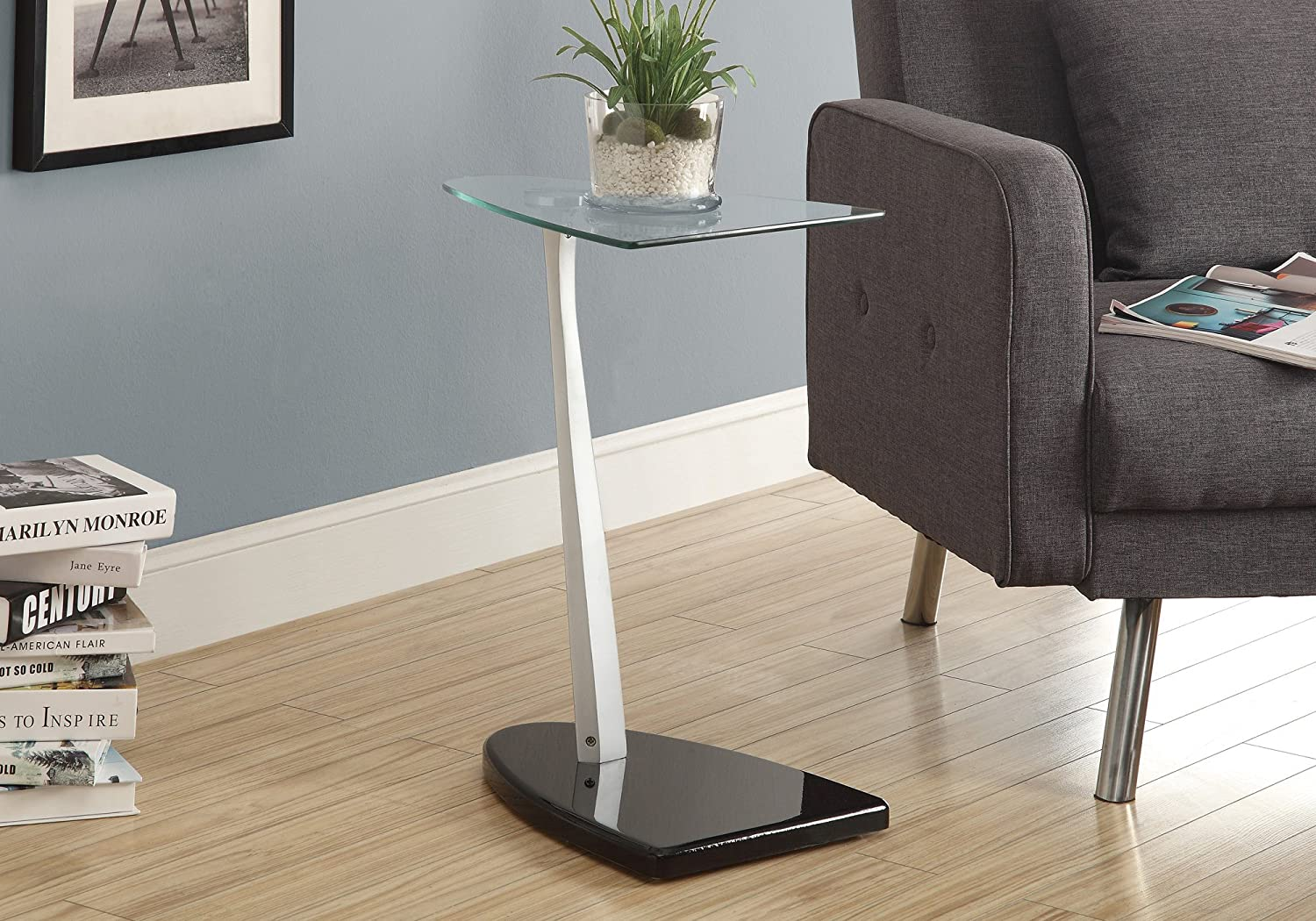 Monarch Free shipping anywhere in the nation overseas Specialties Accent table top glass 24