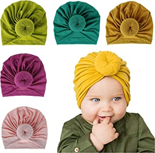 Best baby girl turban hats Reviews