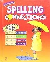 Zaner Bloser Spelling Connections Grade 2