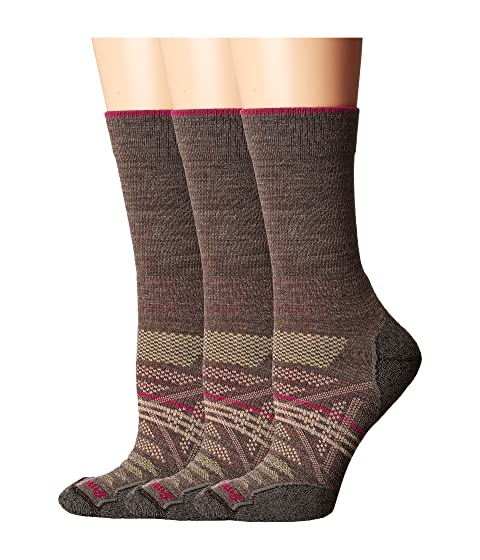 PhD Outdoor Smartwool Taupe 1 Pack Crew Light 3 46P8vPn