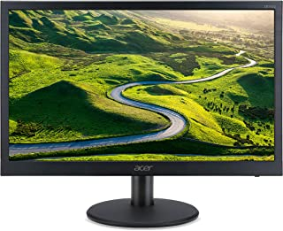 Acer 18.5 inch (46.99 cm) LED Backlit Computer Monitor - EB192Q (Black)