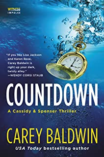 Countdown: A Cassidy & Spenser Thriller (Cassidy & Spenser Thrillers Book 5)
