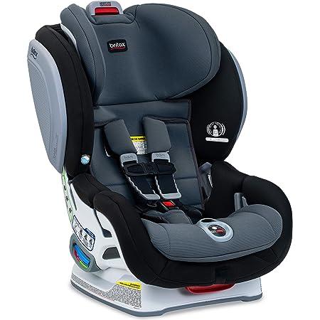 Britax Advocate ClickTight Convertible Car Seat, Otto SafeWash , 23x20x23.5 Inch (Pack of 1)