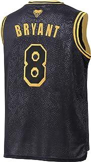 Amazon.com: Kobe Bryant 8 Jersey Gold