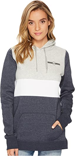 Hurley - One and Only Tunic Pop Fleece Pull On