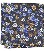 Eton - Floral Pocket Square