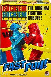 Rock 'Em Sock 'Em Robots FMW26 Toy, Multicoloured