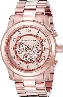 667968e52332 Amazon.com  Michael Kors - Gold   Wrist Watches   Watches  Clothing ...