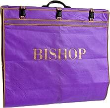 BISHOP VESTMENT CARRYING BAG (PURPLE/GOLD)
