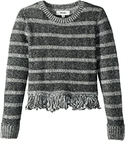 Fringe Sweater (Big Kids)