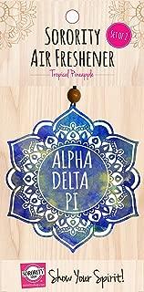 Alpha Delta Pi - Mandala Air Freshener - 2/Pack