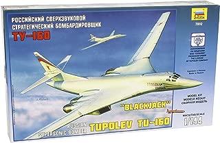 Zvezda Models Tupolev Tu-160 Blackjack Model Kit