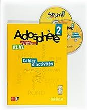 Méthode de français 2. Adosphère. Cahier d'activités - 9788467545814