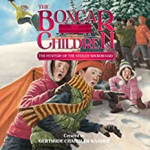 The Mystery of the Stolen Snowboard: The Boxcar Children Mysteries, Book 134