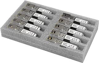 StarTech.com HP J8177C Compatible SFP Module - 1000BASE-T RJ45 Copper Transceiver - - 10 Pack (J8177C10PKST)