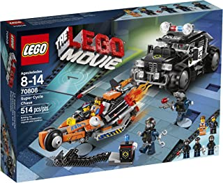 LEGO Movie 70808 Super Cycle Chase (Discontinued by Manufacturer)