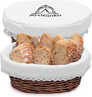 Artizanka Bread Basket Serving Set - 11