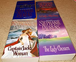 1. Captain Jack's Woman – 2. The Lady Chosen – 3. A Gentleman's Honor – 4. A Lady Of His Own (The Bastion Club 1 to 4 of 8)