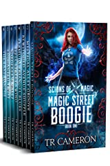 Scions of Magic Complete Series Boxed Set: An Urban Fantasy Action Adventure in the Oriceran Universe Kindle Edition
