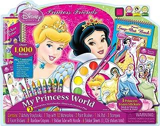 Bendon Disney Princess Friends Giant Art Collection