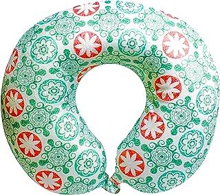 Bon Voyage Classic Memory Foam Travel Neck Pillow Black | Grey | Navy | Arrows | Cactus | Breast Cancer | Flash | Feathers | Eyes | Llama | London | New York | Paris | Watermelon
