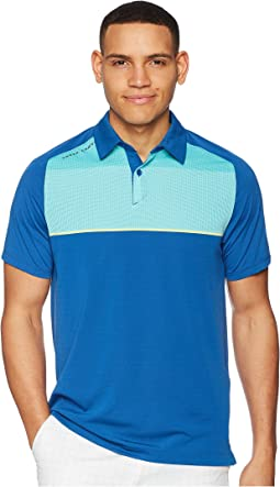 Under Armour Golf Threadborne Infinite Polo